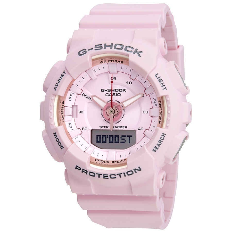 reloj casio g-shock rosa mujer gma-s130-4acr. Cargando zoom. df8423b9ed87