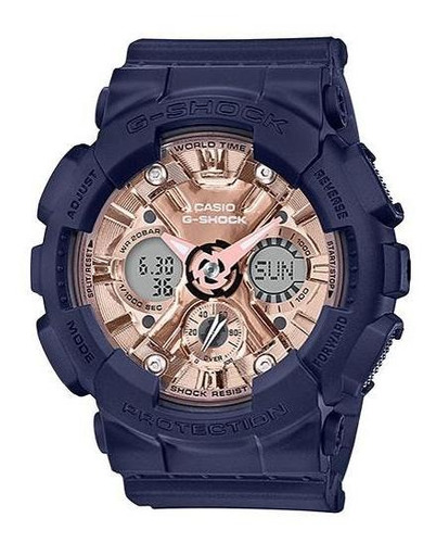 reloj casio g-shock s-series gma-s120mf-2a2