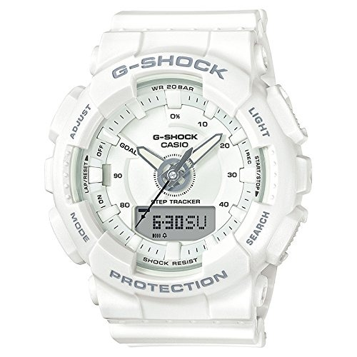 d7008ad0fbb3 Reloj Casio G-shock S-series White Step Tracker Para Damas G ...