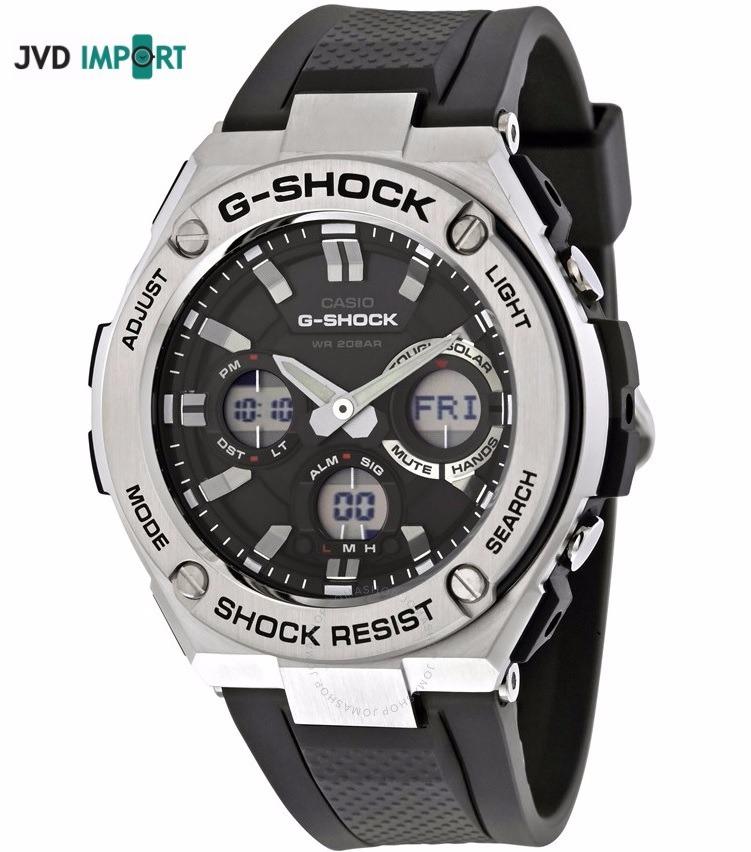 5d71df16ce21 Reloj Casio G-shock Solar Gst-s110-1a - 100% Nuevo En Caja - S  919 ...