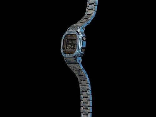 reloj casio g-shock titanio gmw-b5000tcf-2cr