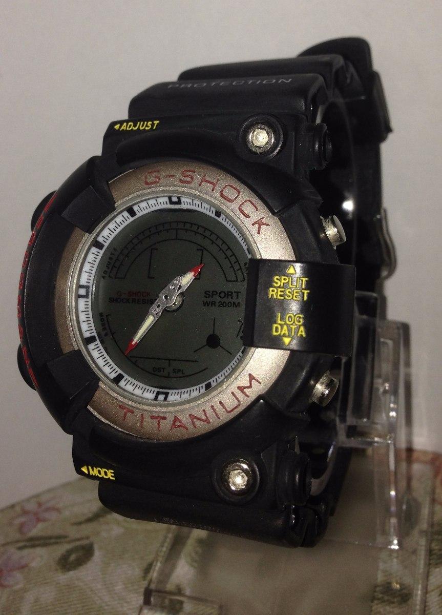 f1bdd45b7a00 Reloj Casio G-shock Titanium