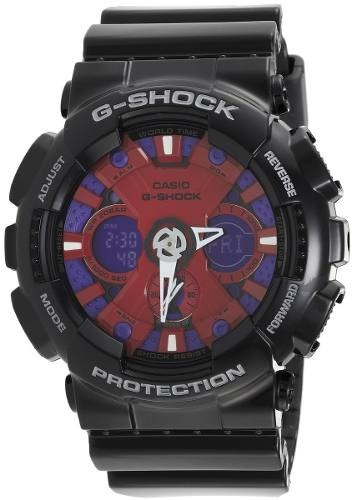 reloj casio g-shock wca314 negro