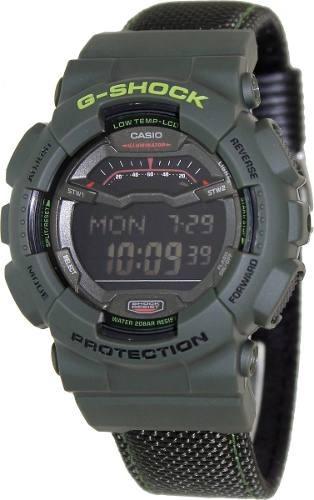 reloj casio g-shock wca767 negro