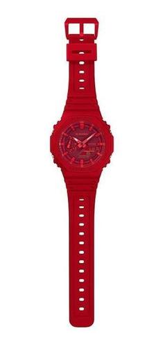 reloj casio g-shock youth carbon guard ga-2100-4a