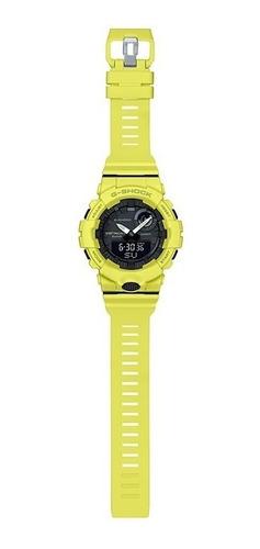 reloj casio g-shock youth g-squad gba-800-9a step tracker