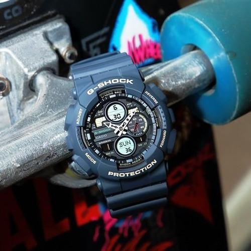 reloj casio g-shock youth ga-140-2a