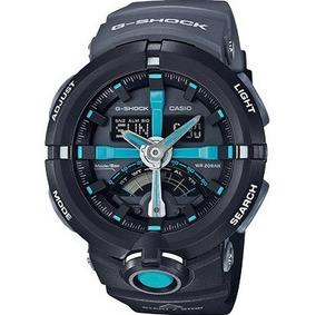 Reloj Casio Ga 500p 1a G shock Hombre Selfie
