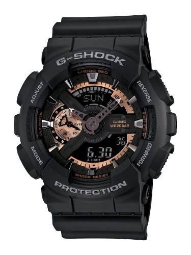 reloj casio ga110rg-1a g-shock