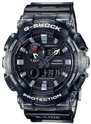 Reloj Casio Gax 100msb 1a G shock Hombre Selfie