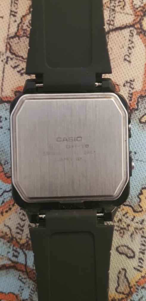 c39a91cc08bb reloj casio gh-16 juego jueguito heli-fighter retro vintage. Cargando zoom.