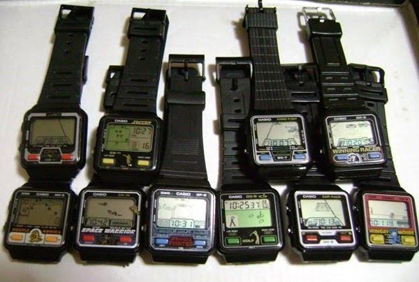 0a6410331d36 Reloj Casio Gh-16 Juego Jueguito Heli-fighter Retro Vintage ...