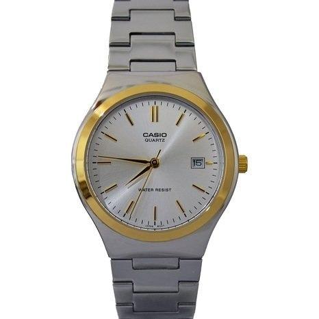 reloj casio gris