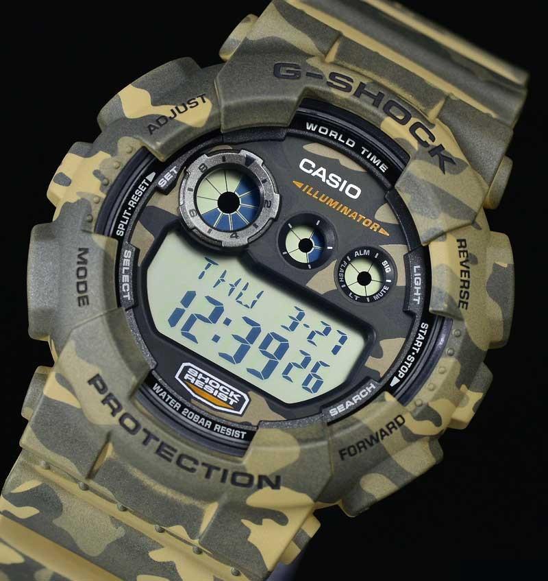 42ac8a45b471 reloj casio militar