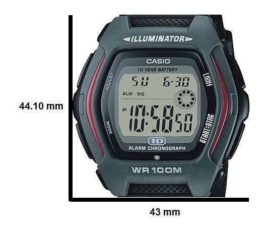 Reloj Casio Garantizado Hdd 600 Agua Original Resistent 100m w80kXPnO