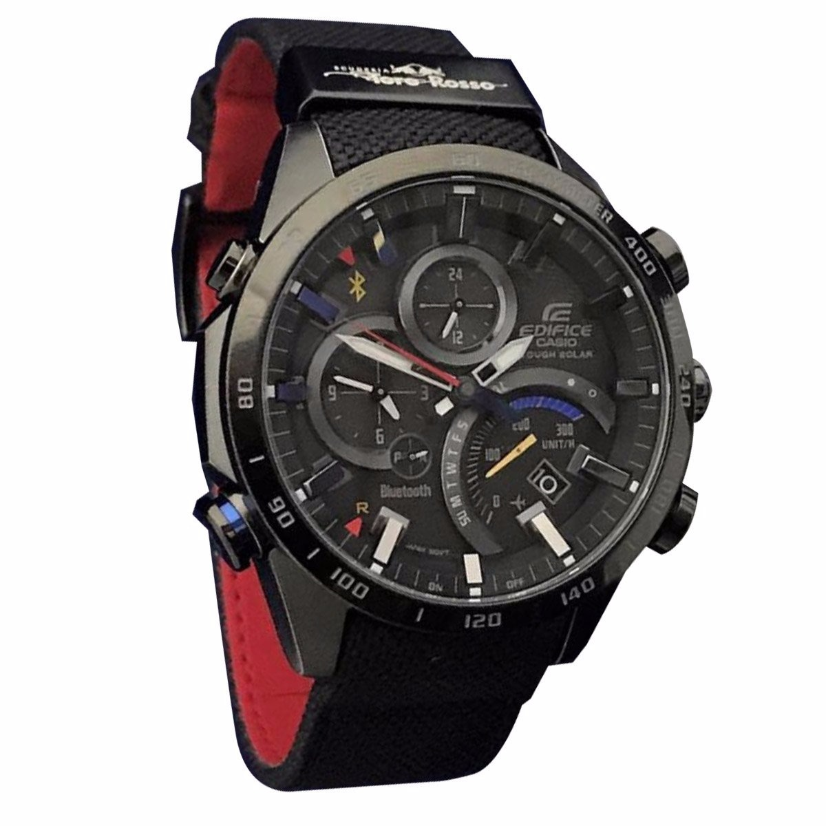 6c916cfd1c19 Reloj Casio Edifice Eqb-501trc-1a Hombre Envio Gratis -   48.004