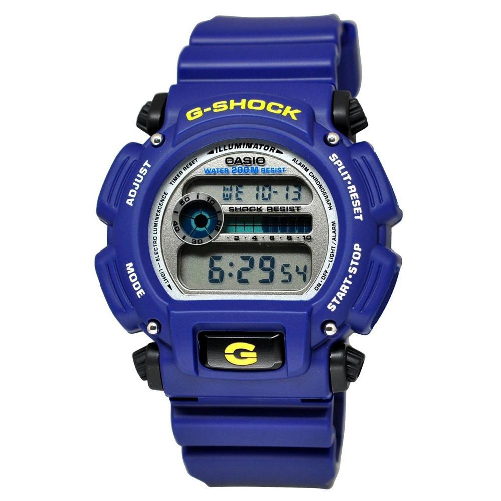 ec53d4593c5f Reloj Casio Digital Dw-9052-1v Sumergible Hombre -   12.347