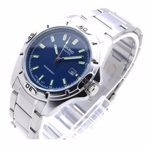 e1a1eb56c92b Reloj Casio Hombre Mtp 1244d Wr Garantía 2 Años Oficial -   2.822