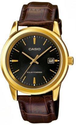 af6023f183fe Reloj Casio Para Hombre Mtp-vs01gl-1a Fecha Tablero Negro ...