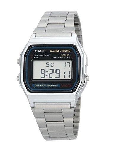 acc11b791258 Reloj Casio Para Hombre A158wa-1 Con Pantalla Digital -   3.137