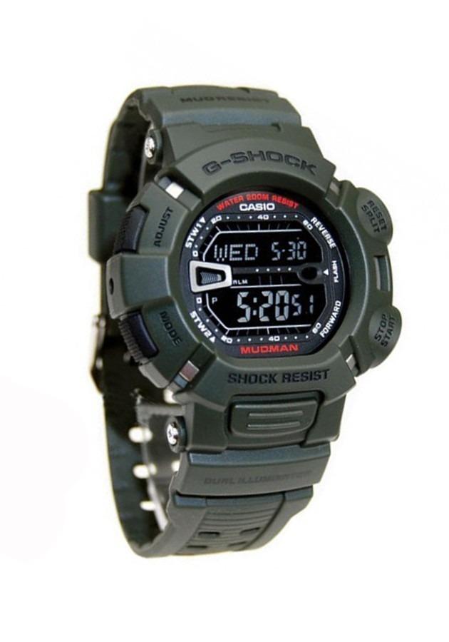 29740e580edc Reloj Casio Hombre G-shock G-9000-3v Mudman -   4.890