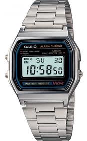 diseñador de moda de378 349bb Reloj Casio Hombre A-158wa-1d Vintage