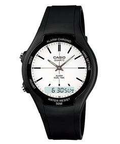 597d64cbc79f Reloj Casio Con Garantia Aw 90 H - Relojes Hombres en Mercado Libre  Argentina