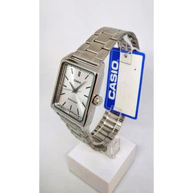 Reloj Casio Hombre Clasico Cuadrado Agente Oficial