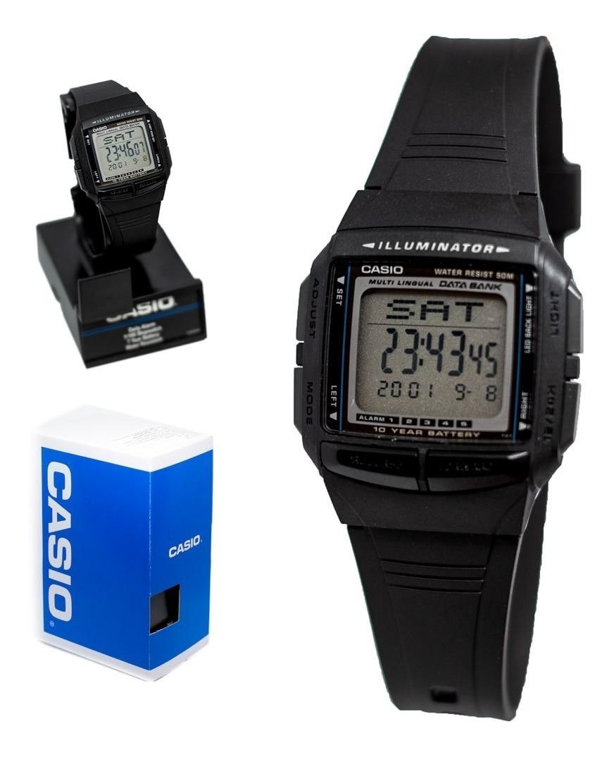 Reloj Telememo Db 36 1av 30 Gratisw Casio Hombre Envio TZXiOPku