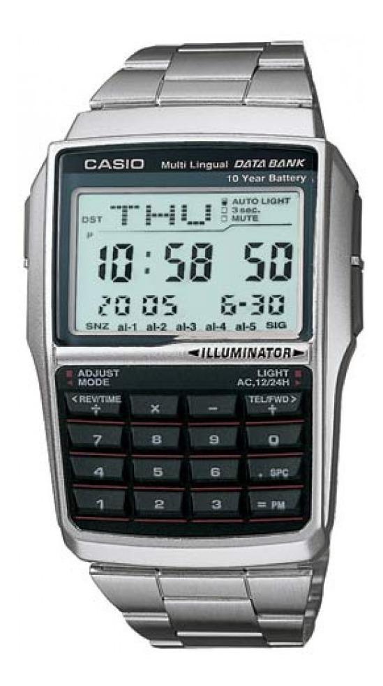 Retro Reloj Dbc Calculadora Impacto Hombre Casio Online 32d SzVMqGUp