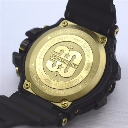 reloj casio hombre  defier gw a1030a garantía oficial 2 años