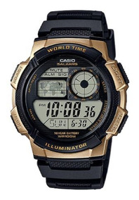 el más nuevo dfb1b a48e2 Reloj Casio Hombre Deportivo Ae-1000w Ae1000 Impacto Online