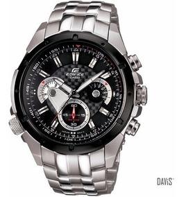 Hombre Reloj Gratis Edifice Casio 535sp 1a Envio Ef n80vNmwO