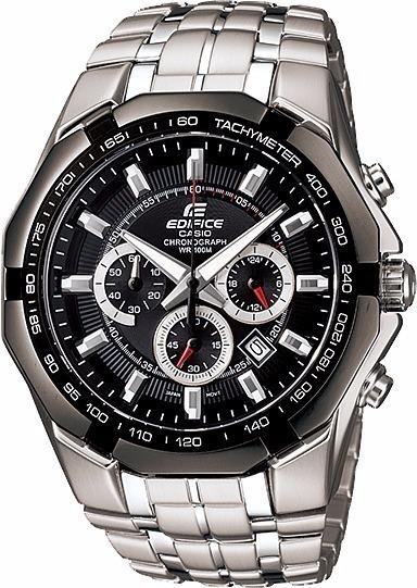 b3d8d183f503 Reloj Casio Hombre Edifice Ef-540d-1a Envio Gratis -   9.350