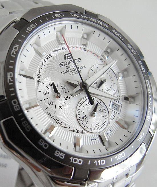 04444120e96c Reloj Casio Hombre Edifice Ef 540d Cronografo Acero Original ...