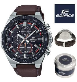 En Gold México Label Libre Relojes Edifice Casio Reloj Mercado 5RL34jqA