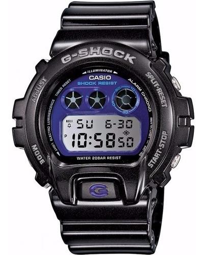 reloj casio hombre g shock digital dw6900mf pr 18 ctas