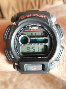 Reloj Casio Hombre G shock Dw 9052 Wr 100