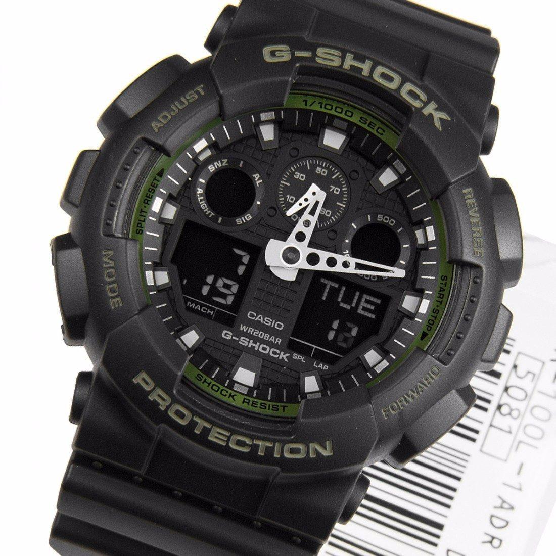 Reloj Casio Hombre G-shock Ga 100l-1a Original Garantía -   299.900 ... 4b55196d8792