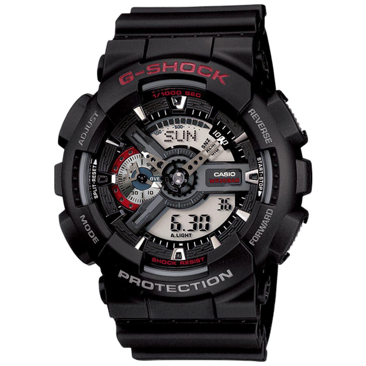 reloj casio hombre g-shock ga 110-1a original garantía 2 año. Cargando zoom. d807ef4a55f7