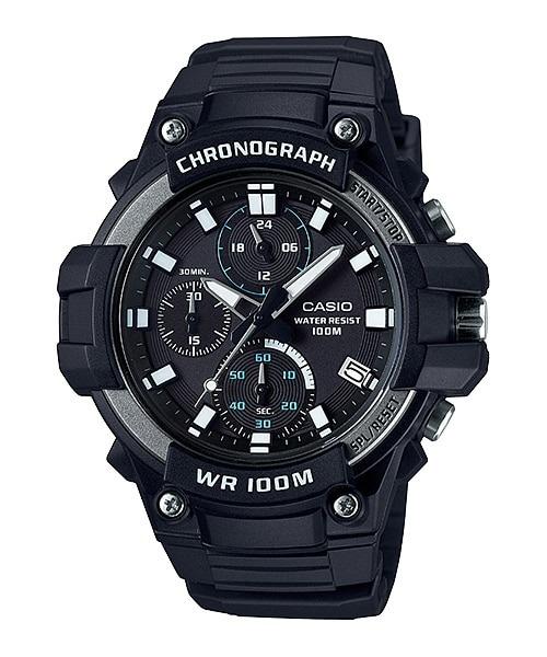 100m 1av Mcw Casio Hombre Crono Wr Iluminator Reloj 110h I6Y7vfmbgy