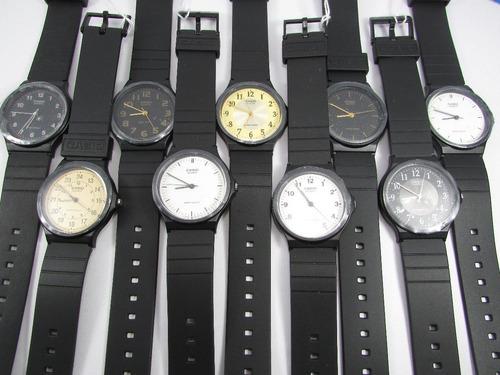reloj casio hombre mq-24 varios modelo envio gratis watchito