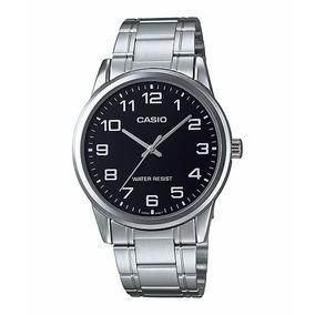 Reloj Casio Hombre Mtp v001d 1b Agente Oficial Caba