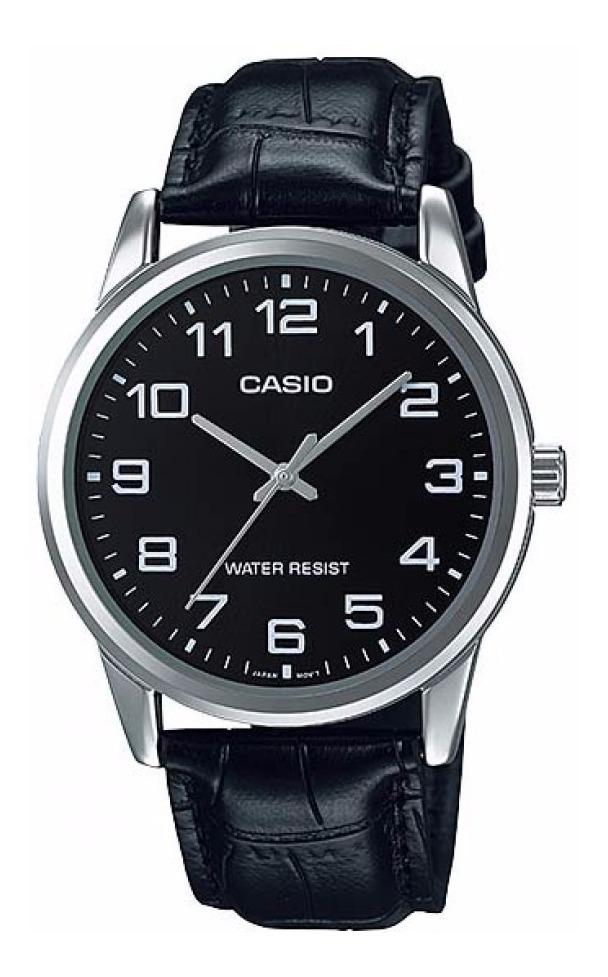 Casio Reloj Hombre V001l 1b Mtp CxordBe