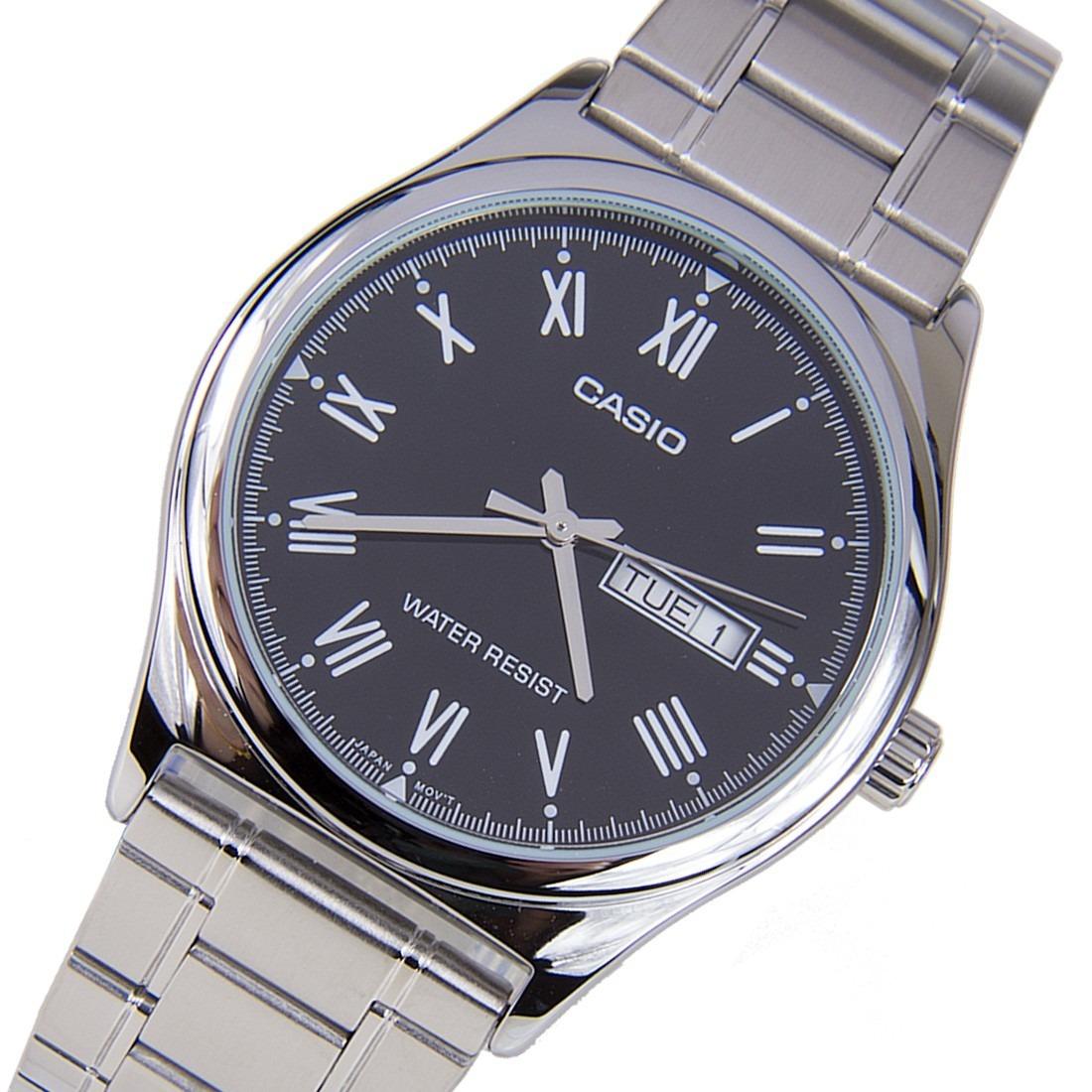 ba6c689adc1f reloj casio hombre mtp v006d wr garantia 2 años relojes. Cargando zoom.