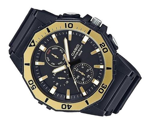 reloj casio hombre multifuncion mrw-400h-9av |watchito|