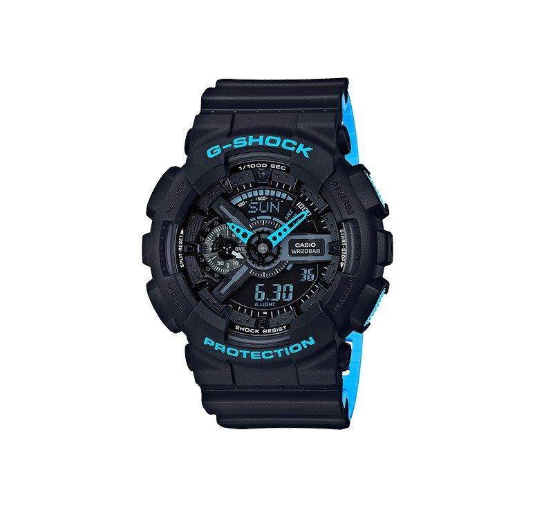 8ba6af05da5d Reloj Casio Hombre Original G-shock Ga-110ln-1adr -   499.900 en Mercado  Libre