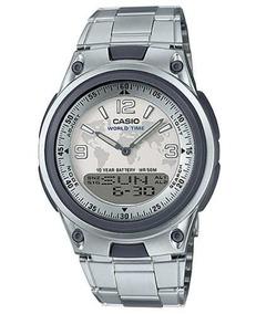 bd40868b0e00 Reloj Casio Hombre Analogo - Relojes en Mercado Libre Chile