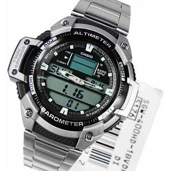 reloj casio hombre sgw 400 altímetro barómetro termómetro