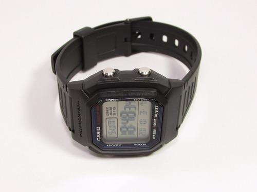 reloj casio hombre w-800h-1av envio gratis |watchito|